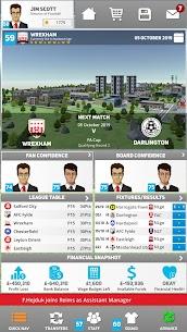 Club Soccer Director 2020 MOD APK 1
