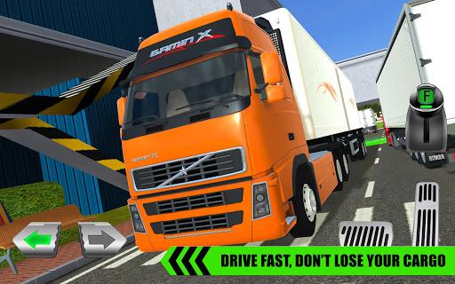 Truck Driver: Depot Parking Simulator 1.2 screenshots 9