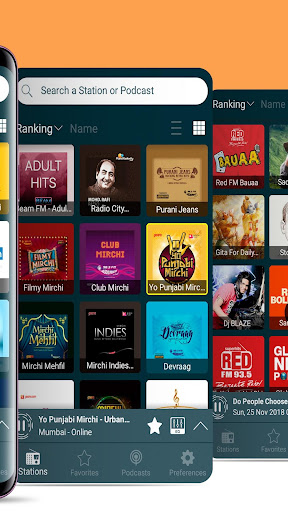 FM Radio India - all India radio stations 2.3.60 screenshots 3