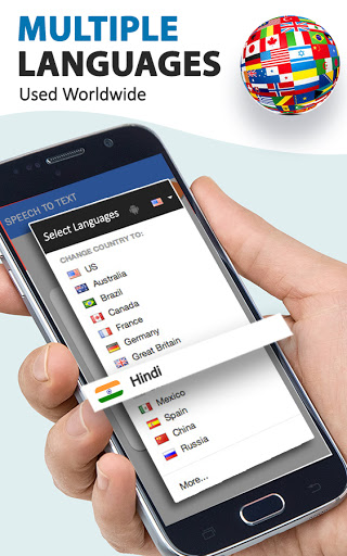 Speech To Text Converter - Voice Typing App android2mod screenshots 5