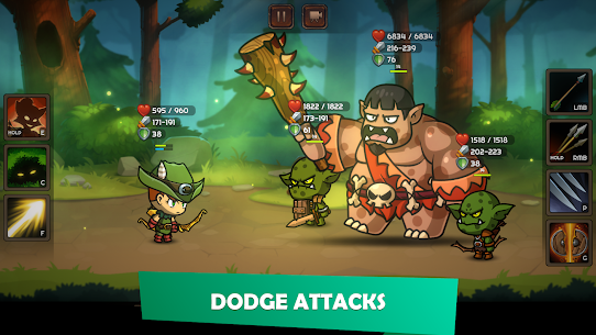 Kinda Heroes Mod Apk (Free Shopping/Unlocked) 5