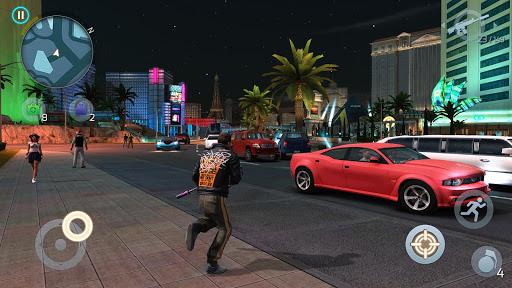 Gangstar Vegas - mafia game APK MOD – Pièces de Monnaie Illimitées (Astuce) screenshots hack proof 1