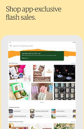 Etsy: Buy Custom, Handmade, and Unique Goods apktram screenshots 13