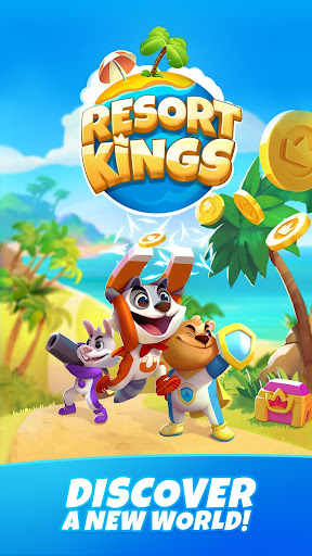 Resort Kings: Raid Attack and Build your Resorts 1.0.4 screenshots 15