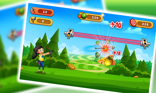 Fruit Shoot: Archery Master android2mod screenshots 7