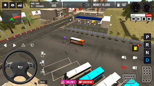 INDIA BUS SIMULATOR 2.1 screenshots 2