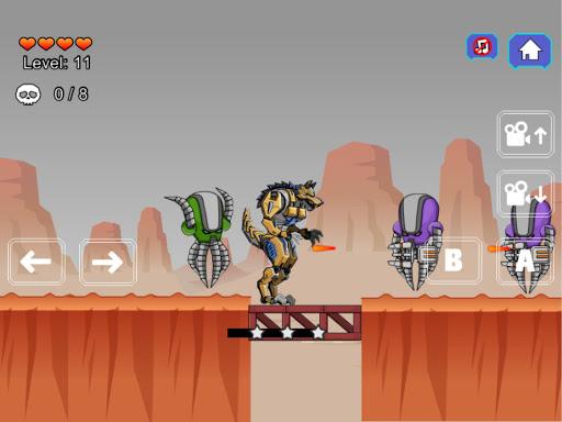 Robot Werewolf Toy Robot War 2.5 screenshots 7