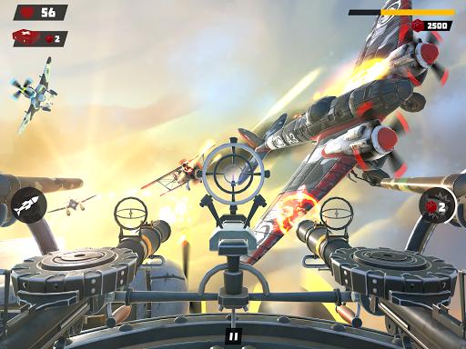 Gunner War - Air combat Sky Survival android2mod screenshots 13