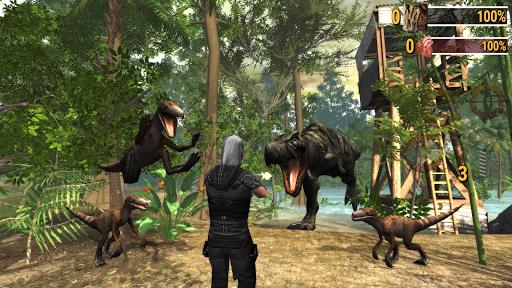 Dinosaur Assassin: Online Evolution 21.1.2 screenshots 1