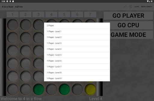 4 in a Row 3.9.6 screenshots 6