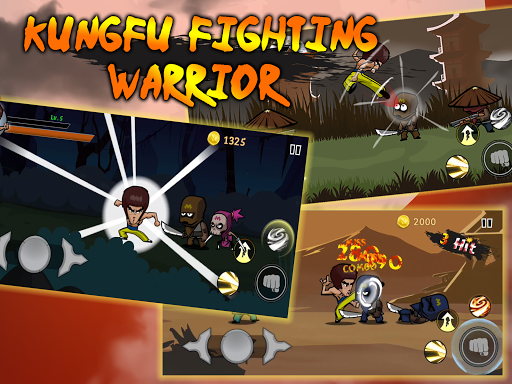 KungFu Fighting Warrior apkpoly screenshots 16