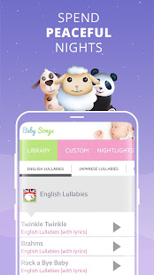 Baby Songs & lullaby: sounds for bedtime & naptime