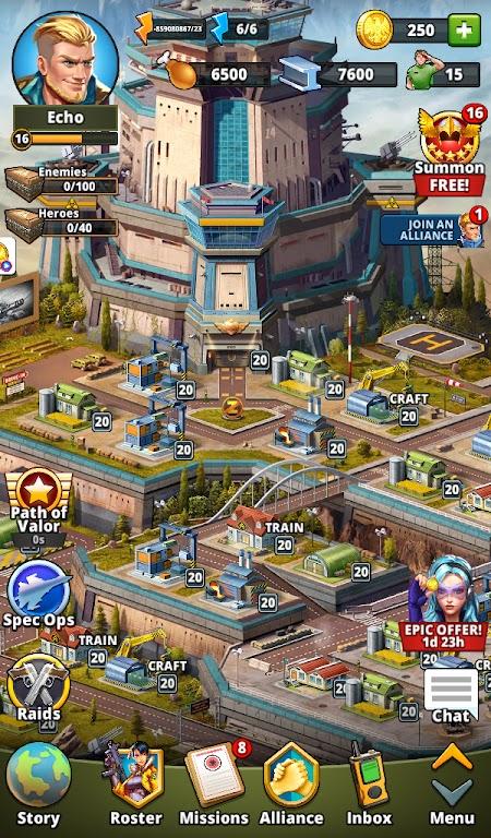 Puzzle Combat: Match-3 RPG poster 22