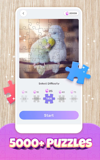 Jigsaw Puzzles - Classic Game 1.0.0 screenshots 17