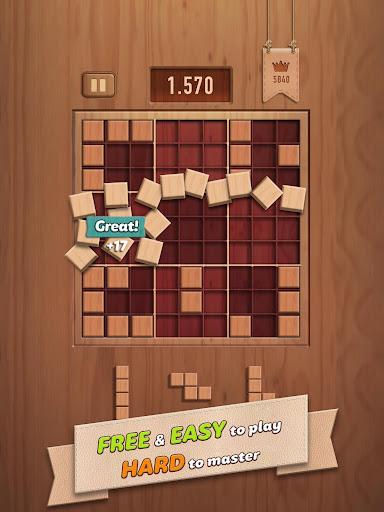 Woody 99 - Sudoku Block Puzzle - Free Mind Games 1.3.8 Screenshots 8