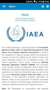 TRACE - IAEA