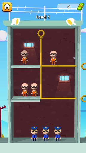 Prison Escape: Pin Rescue  screenshots 21
