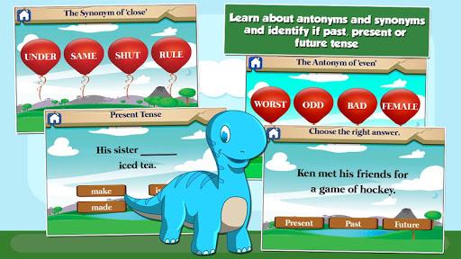 Dino Grade 2 Games screenshots 5