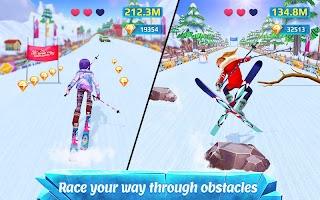 Ski Girl Superstar - Winter Sports & Fashion Game