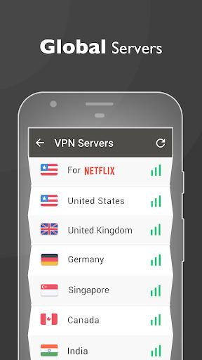 VPN Proxy Master lite - free&secure VPN proxy 1.0.9.1 Screenshots 3