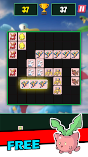Poke Block Puzzle: Connect Animals