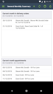Order Manager - PocketSell