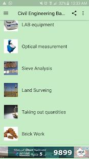 Civil Engineering Basics