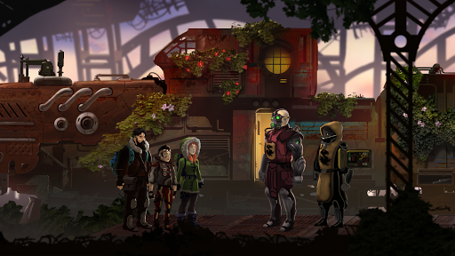 Adventure Reborn: story game point and click 1.33 screenshots 7