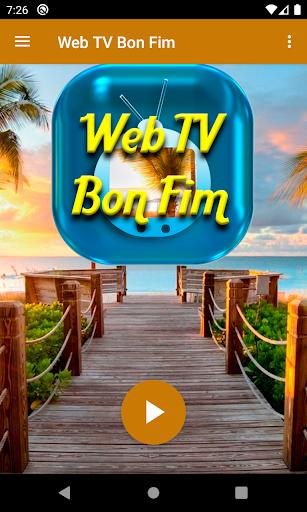 web tv bon fim screenshot 1