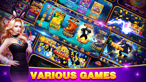 Gold Storm Casino - Asian Fishing Arcade Carnival  screenshots 6
