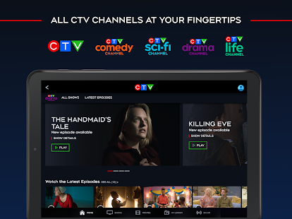 CTV Screenshot
