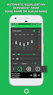 SpotiQ Premium v8.12.0 MOD APK – Sound Equalizer and Bass Booster 4