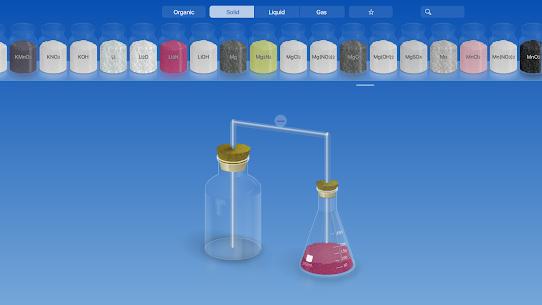 Download CHEMIST – Virtual Chem LabMOD APK 4