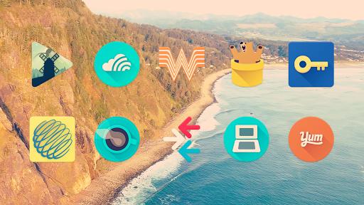 halo - free icon pack screenshot 2