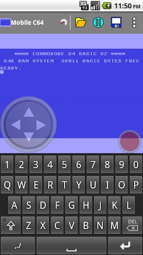 Mobile C64 filehippodl screenshot 1