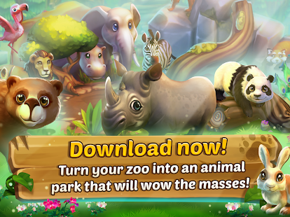 Zoo 2: Animal Park Screenshot
