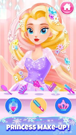 Princess Hair Salon - Girls Games 1.5 screenshots 1