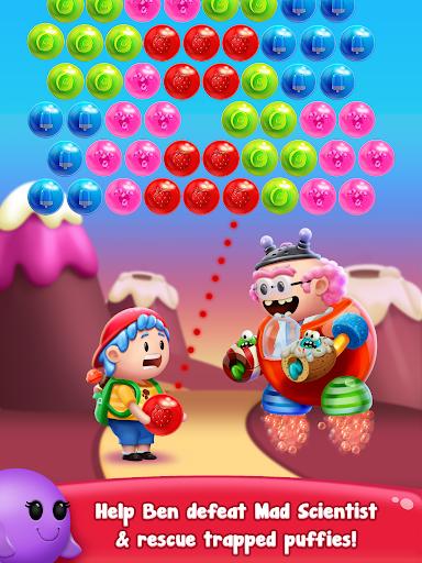 Gummy Pop - Bubble Pop Games 3.6 screenshots 21