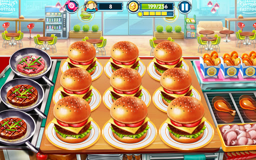Cooking World - Craze Kitchen Free Cooking Games 2.3.5030 screenshots 9