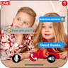 fake call live chat Diana and Roma APK Icon