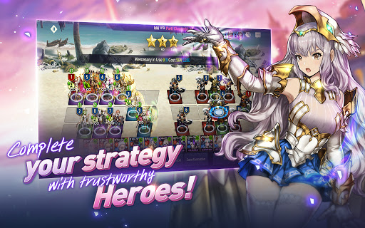 Brave Nine - Tactical RPG 1.64.7 screenshots 22