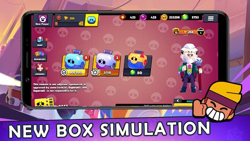 Box simulator for Brawl Stars 2 D - get best loot  screenshots 14