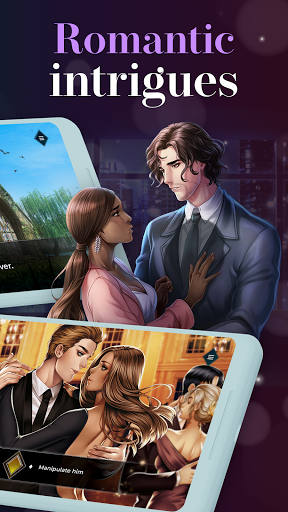 Is it Love? Stories - Interactive Love Story apkpoly screenshots 3