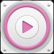PlayerPro Cloudy Pink Skin