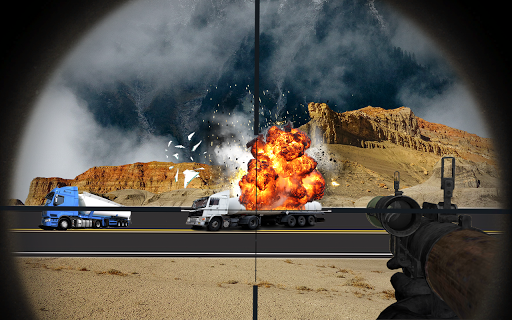 Rocket Launcher Traffic Shooter apkdebit screenshots 13