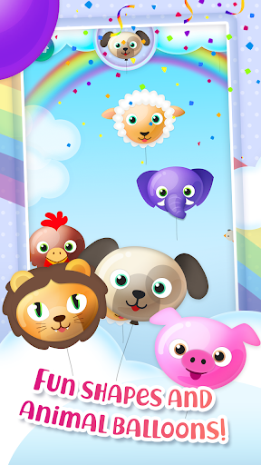 Baby Balloons pop  screenshots 22