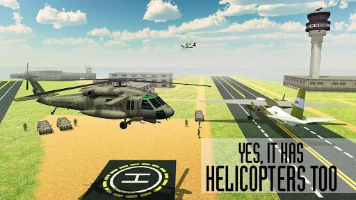 army criminals transport plane screenshot 2
