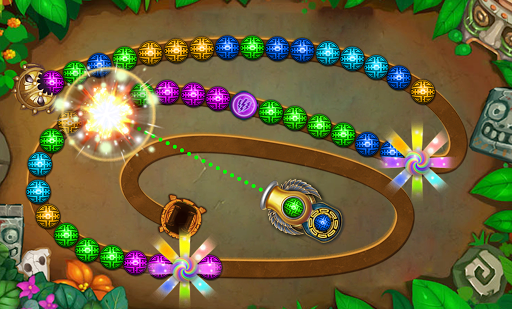 Marble - Temple Quest 7.7 Screenshots 4