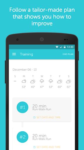 Runkeeper - GPS Track Run Walk 11.3 screenshots 3