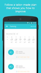 Runkeeper - GPS Track Run Walk Screenshot